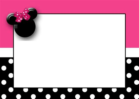 Minnie Mouse Birthday Card Template by Free Printable Mickey Mouse Birthday Cards Luxury