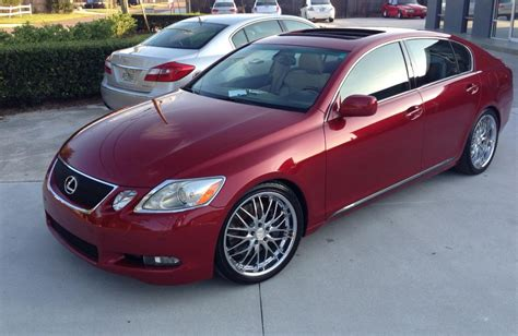 red lexus fl 2006 gs 430 matador red mica clublexus lexus forum