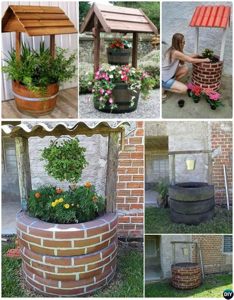 Tire Planter Ideas diy recycled tire planter ideas for your garden planters