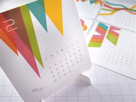 calendar design pattern 60 unique 2013 calendar designs hongkiat