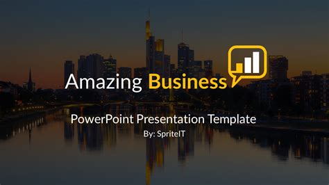 amazing powerpoint template amazing business powerpoint presentation template by