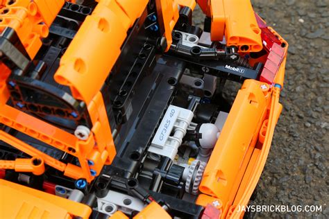lego technic porsche engine review lego 42056 technic porsche 911 gt3 rs