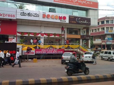dive inn store mangalore city gets its tata docomo dive in store