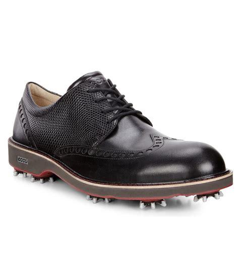 ecco mens classic golf shoes golfonline