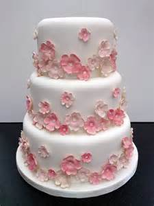 3 tier pretty floral wedding cake 171 susie s cakes