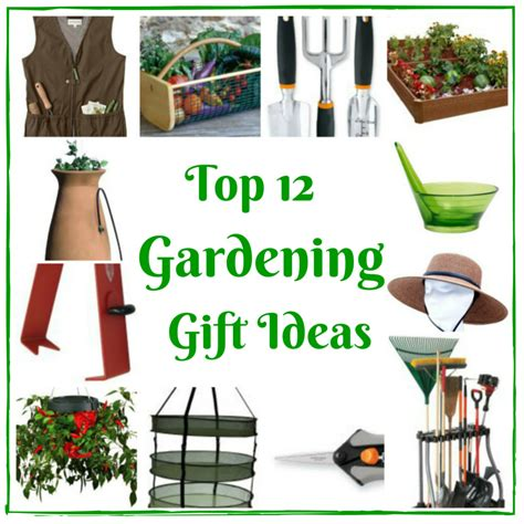 top 12 gardening gift ideas for earth day mother s day or