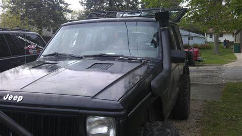 jeep hood vents hood vents jeep xj hood vent insert black jeep wrangler