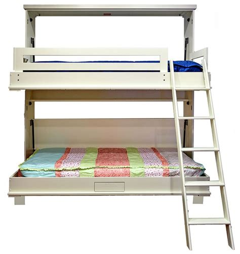 Bunk Bed Murphy Bed 25 Best Ideas About Murphy Bunk Beds On Folding Beds Diy Murphy Bed And Small