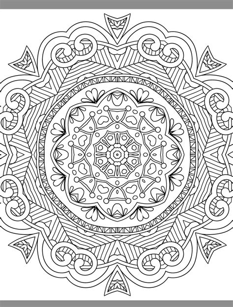 24 more free printable adult coloring pages page 20 of