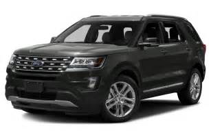 Ford Explorere New 2016 Ford Explorer Price Photos Reviews Safety