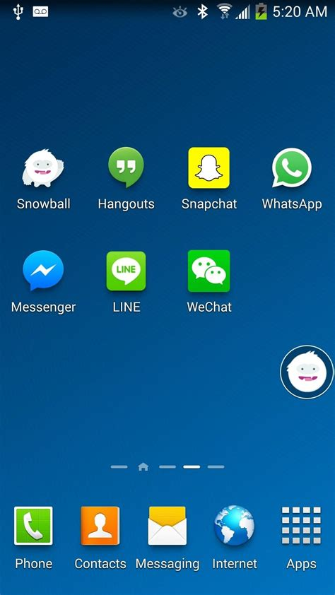 messaging apps for android create one inbox for all your instant messaging apps on android 171 samsung galaxy note 3
