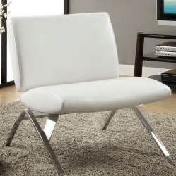 top 7 white accent chairs for your modern living room furniture