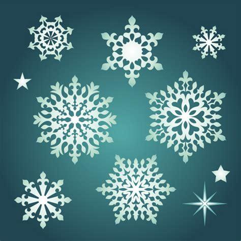 pattern snowflake ai beautiful snowflake pattern vectors 01 vector pattern
