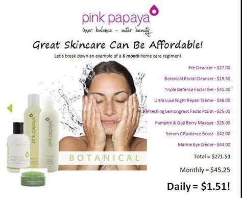 Great Think Pink Product Vedapure Skincare by 26 Best Images About Pink Papaya Fabulous Skin Products