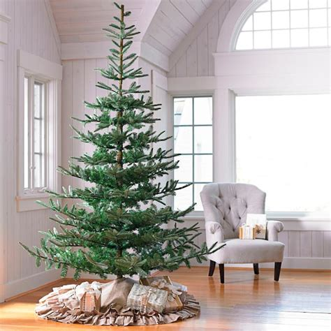 grandin roadtrees christmas artificial noblis fir artificial tree grandin road