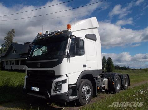 tractor volvo used volvo fmx tractor units year 2015 price 111 132