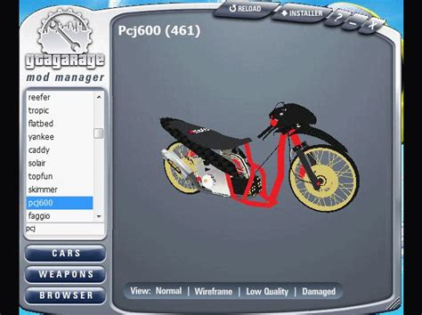download game drag racing yg sudah di mod berbagi game kumpulan mod motor drag gta sa