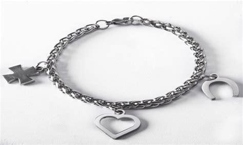 cadena de plata se oscurece joyas de acero quir 250 rgico en qu 233 e consisten oro y diamantes