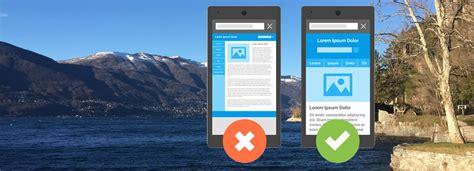 siti di mobili i siti nostro turismo sono mobile friendly web