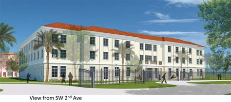 barry university housing moss associates awarded 14 million contract for barry university student housing