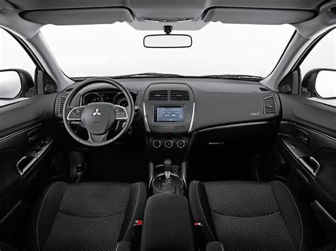 mitsubishi asx 2016 interior novo mitsubishi asx o neill 2016 interior e exterior