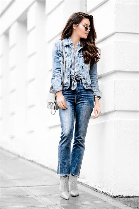 And Denim due our denim on denim trend file and