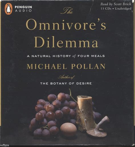 The Omnivore S Dilemma Book By Michael Pollan 2006 At