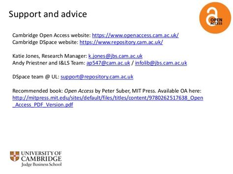 Cambridge Judge Mba Review by Open Access At Cambridge Judge Business School 29 November