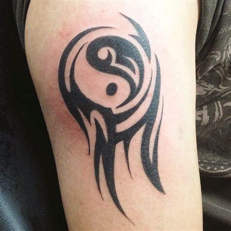 tribal yin yang tattoos ผลการค นหาร ปภาพสำหร บ yin yang yin yang