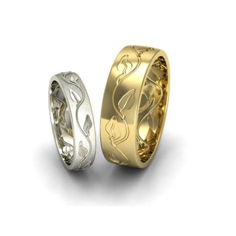 Handcrafted Wedding Rings - handcrafted jewelry handcrafted rings handcrafted