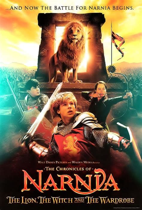 narnia film izle 1 affiches posters et images de le monde de narnia 2005