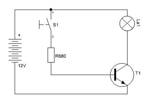 transistor npn als schalter der transistor grundfunktion als schalter rdt wohnmobil forum