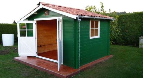 casetas de madera para jardin segunda mano casetas de jard 237 n de madera floresyplantas net