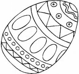 Easter Eggs Coloring Pages » Ideas Home Design
