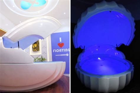 Float Tank Detox by Float And Relax Your At Shalom Mind Float Spa Lbb