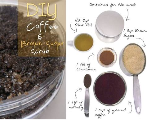 diy coffee scrub top 25 ideas about diy gifts for the holidays on