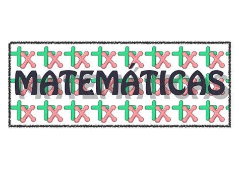 imagenes de matematicas nombre asignaturas escolares para imprimir imagui