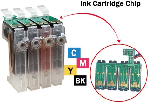resetting network printer reset ink cartridge waste ink pad problem software