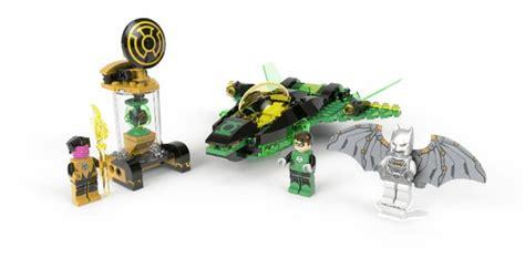 Lego Batman Green Lantern Sinestro 76025 lego 76025 green lantern vs sinestro i brick city