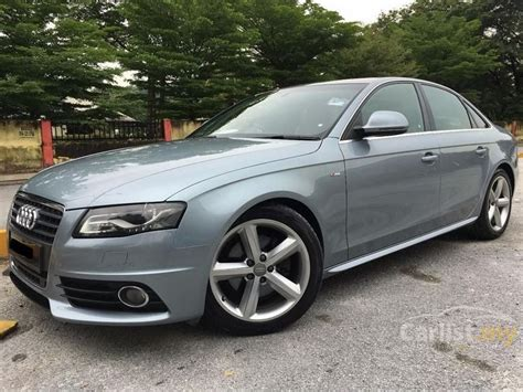how to sell used cars 2010 audi a4 seat position control audi a4 2010 tfsi s line 1 8 in kuala lumpur automatic sedan silver for rm 85 800 3215351