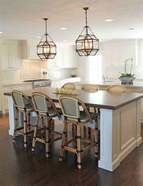 Hanging Kitchen Island Lighting 19 Great Pendant Lighting Ideas To Sweeten Kitchen Island