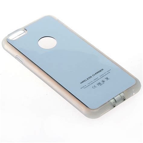 induction charger for iphone 6 shell protection with charger circuit induction qi for iphone 6 plus 6s ebay