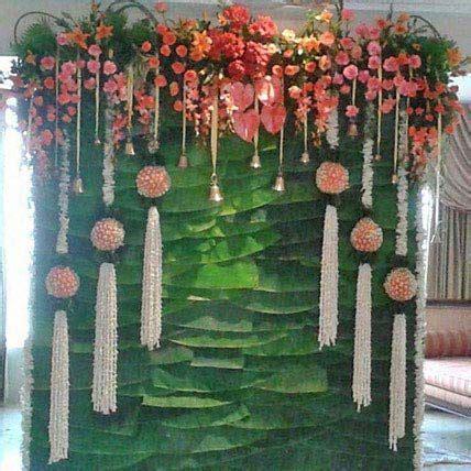 Multiple Hanging Flowers Decoration in 2019   choora