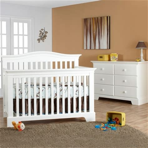 convertible crib and dresser set pali 2 nursery set volterra convertible crib and