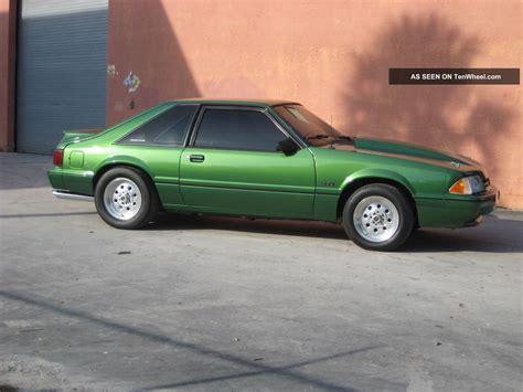 1988 mustang fox mustang fox drag sreet 1988 custom 5 0 lx