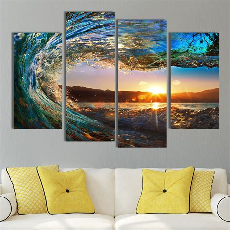 Canvas Wall
