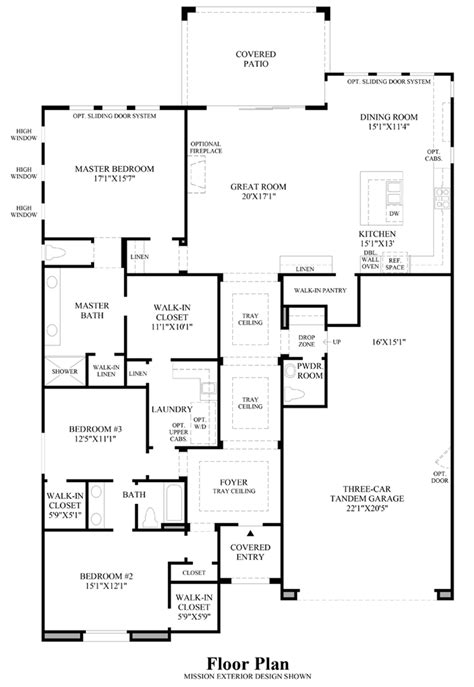 how to floor plan toll brothers at inspirada fortana the nv home design