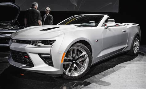 black convertible cars new 2016 chevrolet camaro convertible will be available soon