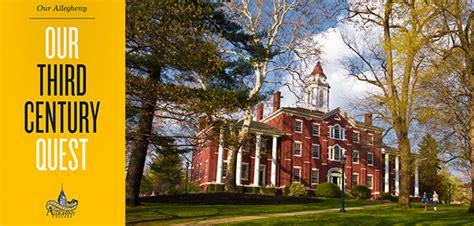 Allegheny College Academic Calendar Allegheny College Gift Planning Gift Planning