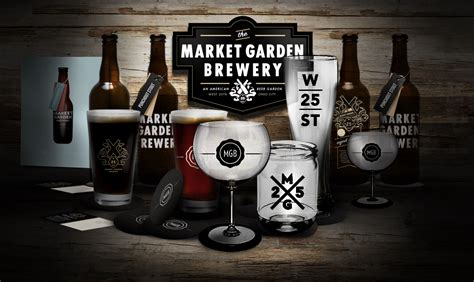 Market Garden Brewery by Market Garden Brewery Branding By Go Media